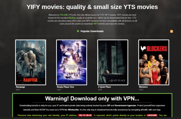 eztv.ag movies